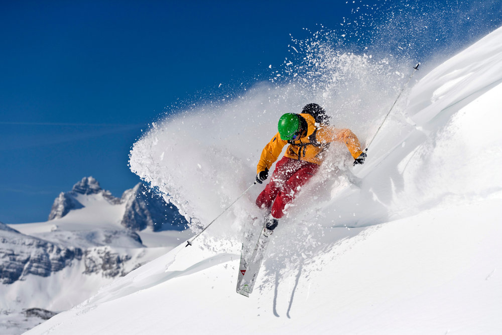 Freeride Hot Spots Austria - Krippenstein - ©Freesports Arena Krippenstein | Leo Himsl