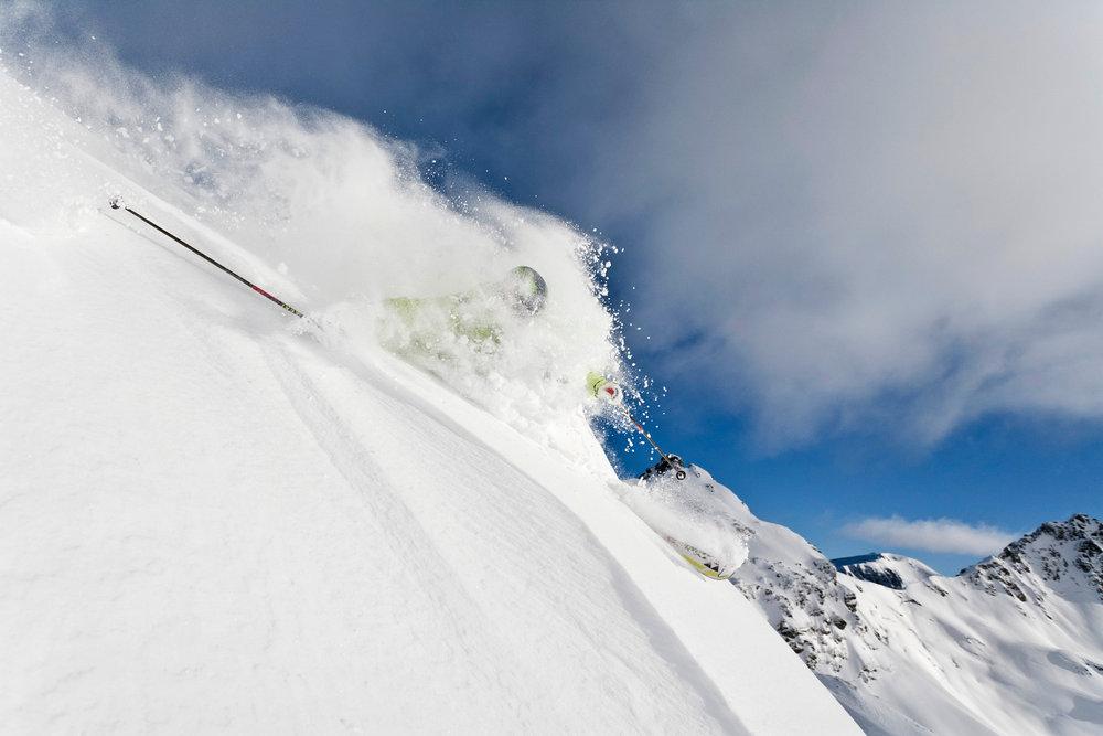 Freeride Hot Spots Austria - Obertauren - ©Tourismusverband Obertauern