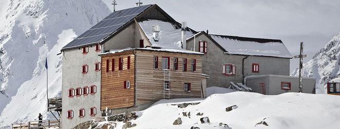 Rifugio Bella Vista, Val Senales - © Rifugio Bella Vista