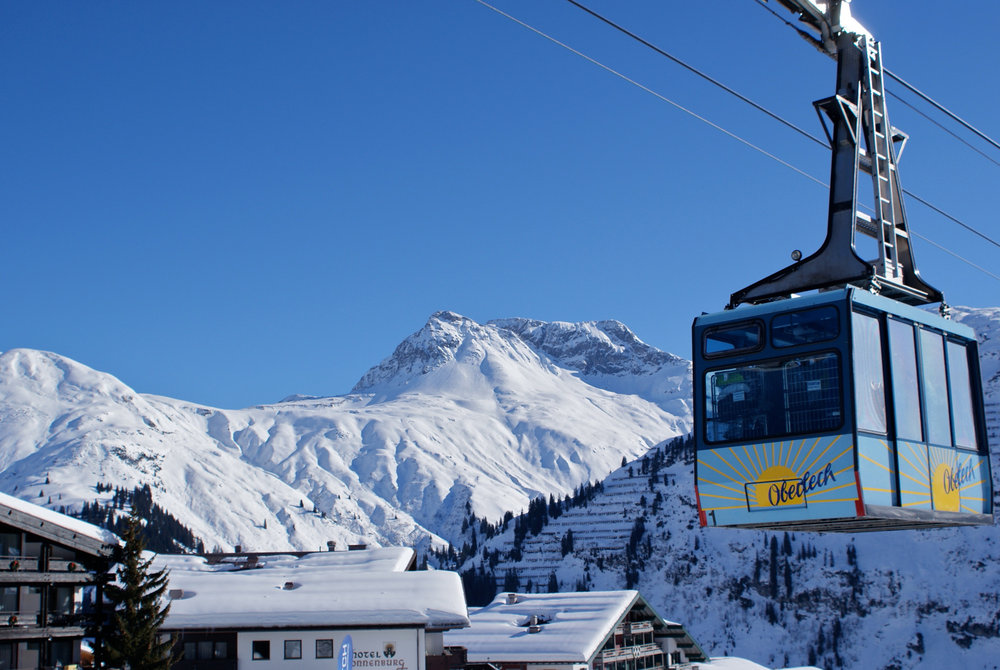 Skiën in Lech-Zürs - © Gernot Schweigkofler