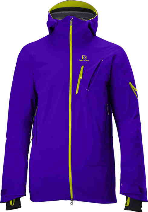 Salomon Quest Motion Fit jacket - © Salomon