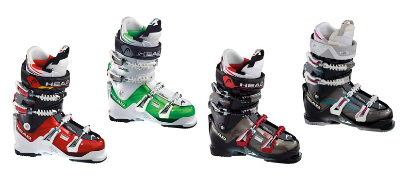 HEAD Challenger Boot at ISPO 2013 - © HEAD