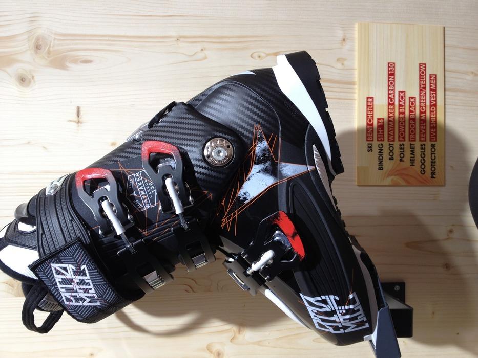 Atomic carbon free ride / hike støvle - © Jeppe Hansen / Skiinfo.dk