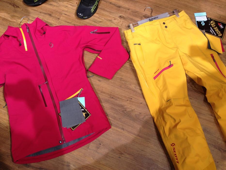 Scott tøj - © Jeppe Hansen / Skiinfo.dk