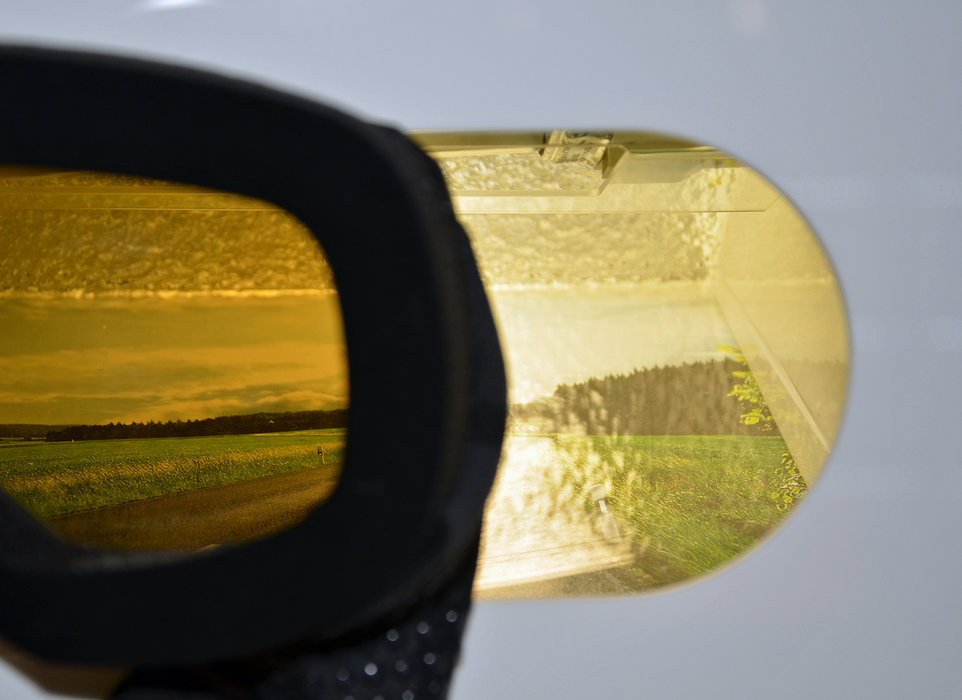 Better vision with the new Uvex lenses? - ©Skiinfo