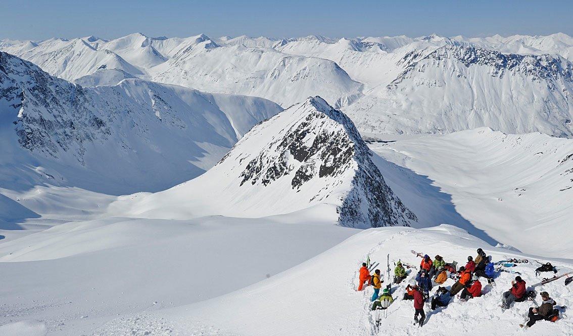 Chugach Powder Guides, Alaska - © Michael Neumann