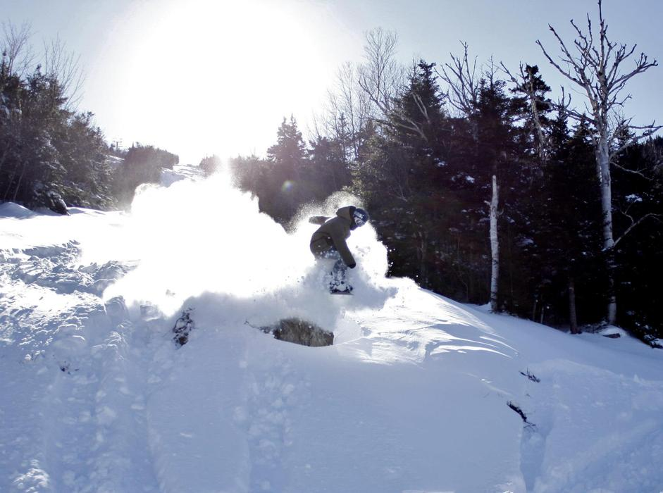 Soft landings this weekend at Wildcat Mountain. - ©Wildcat Mountain/Facebook