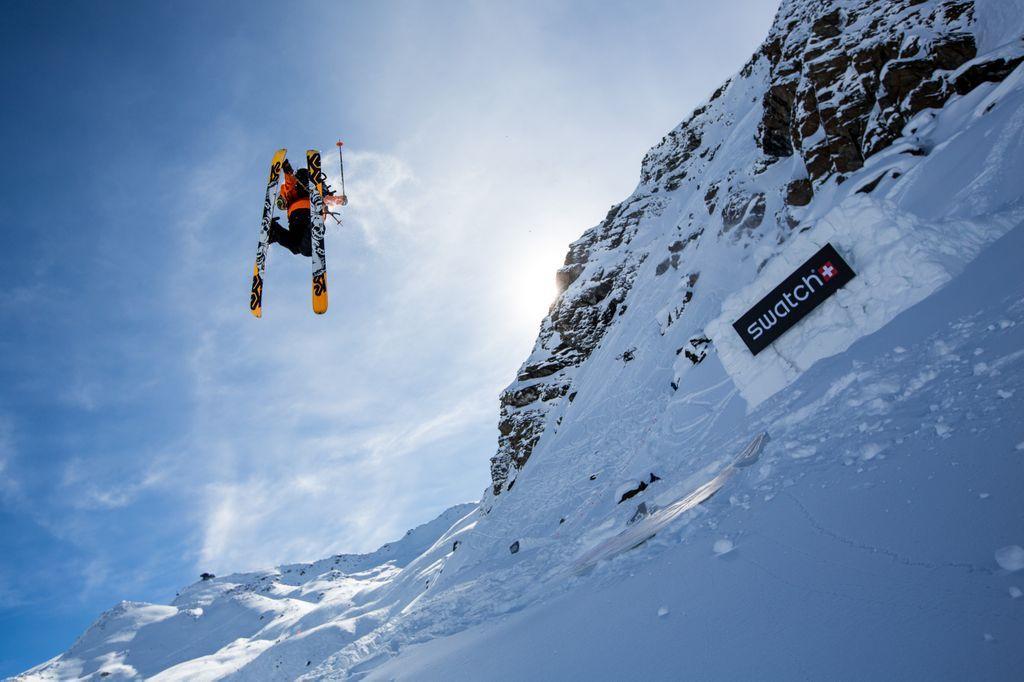SWATCH SKIERS CUP 2013 - © © J. Bernard