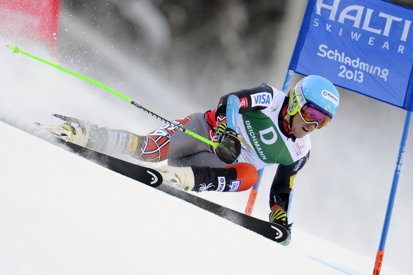 Ted Ligety (USA) / Schladming 2013 - © Alain Grosclaude / Agence Zoom