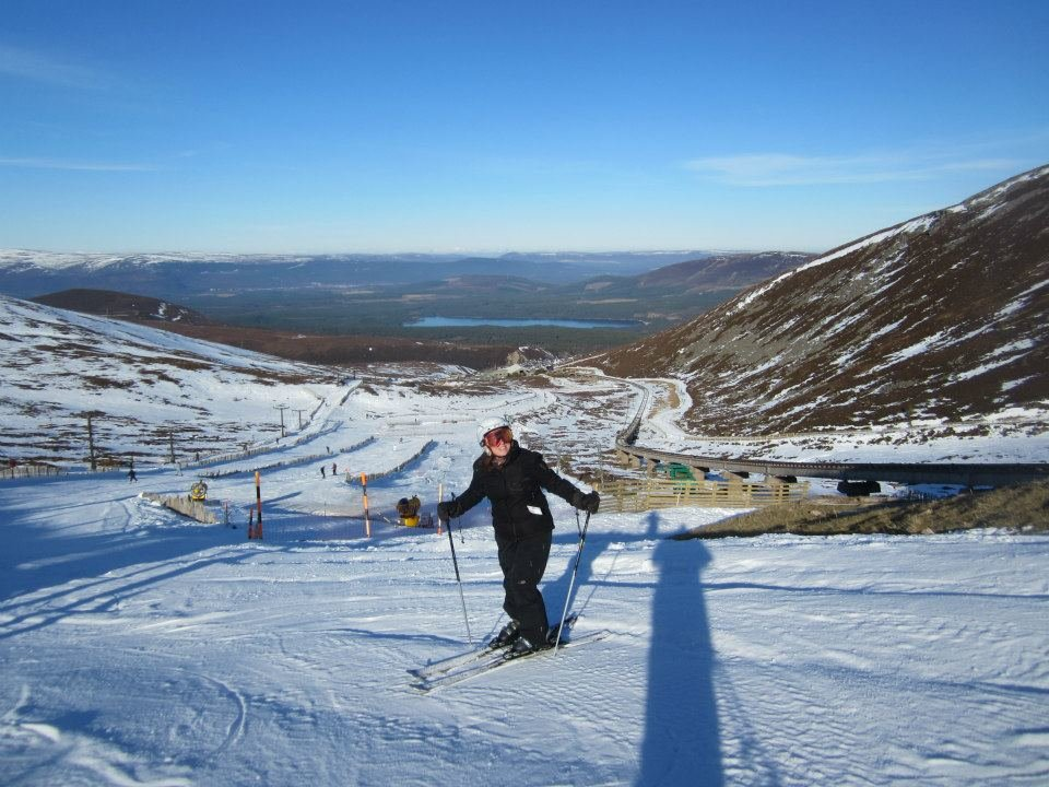 Snow day at Cairngorm Mountain, Scotland last year - © Patrick Thorne
