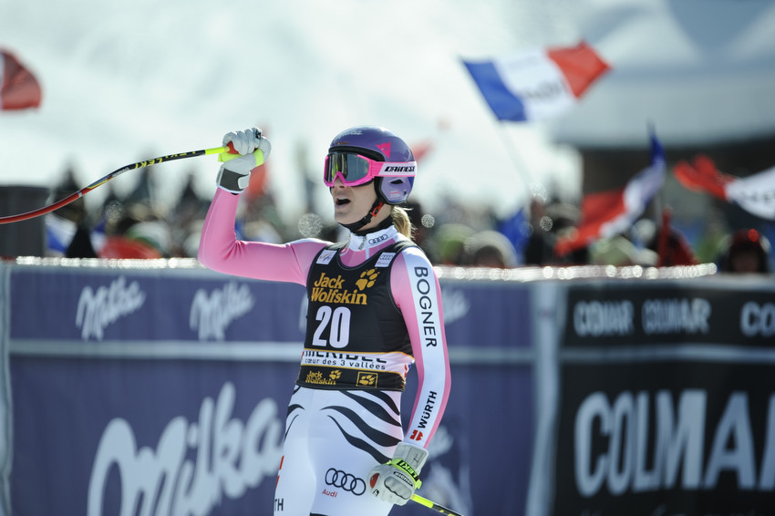 Ski World Cup Meribel 2013 - © Michel Cottin/AGENCE ZOOM