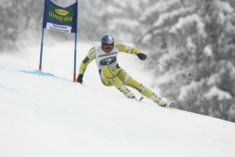 Aksel Lund Svindal übernahm nach Platz fünf in der Abfahrt die Weltcup-Führung in der Königsklasse - © Hook Baderz/AGENCE ZOOM