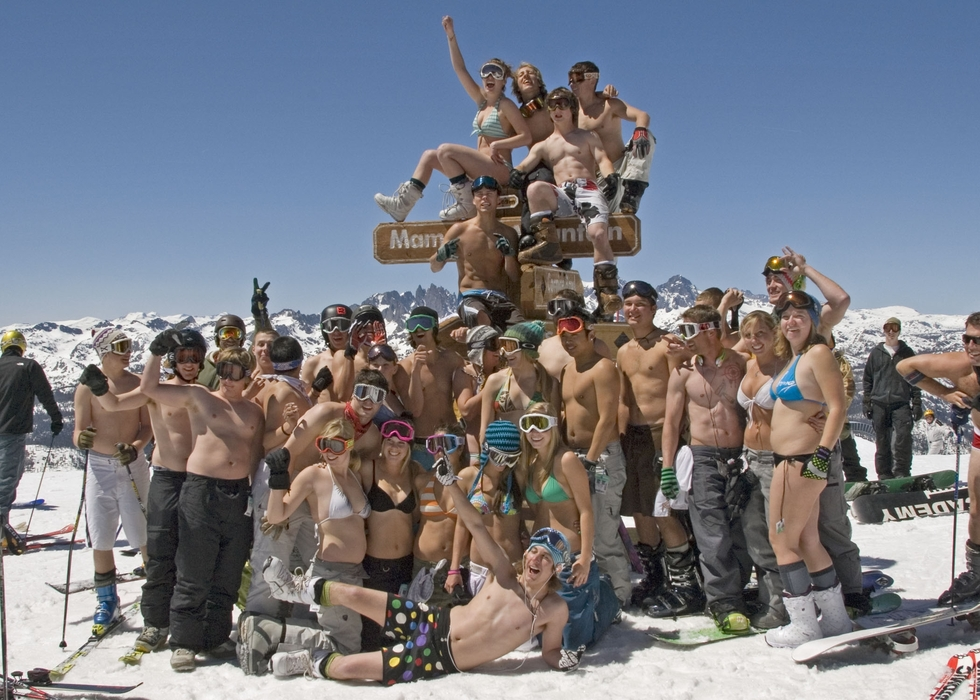 Springfest in Mammoth - ©Mammoth Mountain Ski Resort
