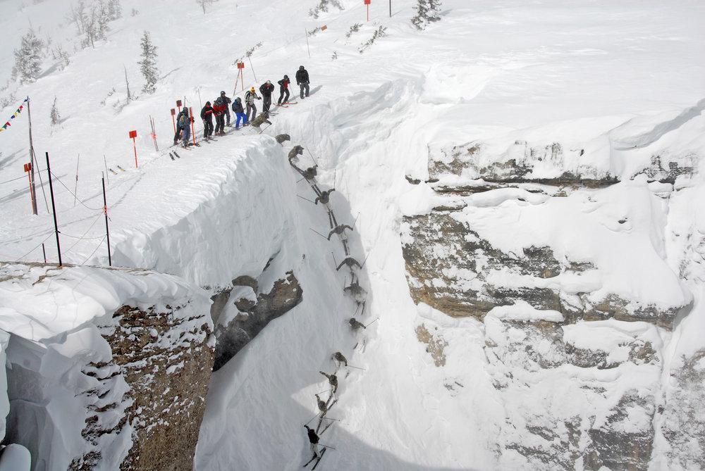 Corbets Couloir, Jackson Hole