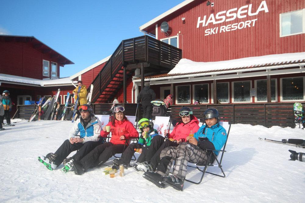 Hassela - ©Hassela