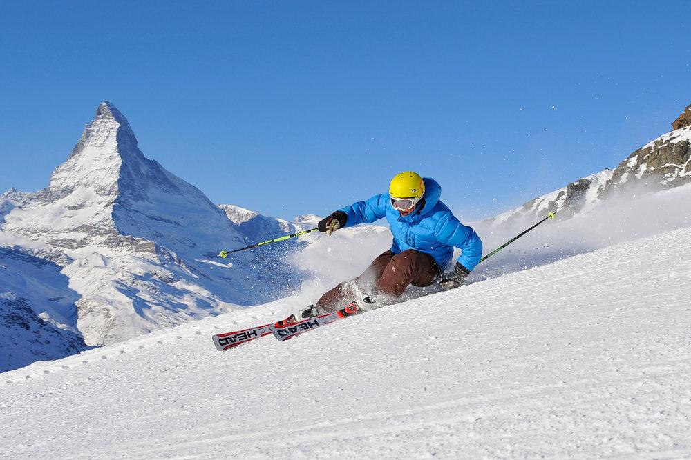 Skiën in Zermatt - © Michi Portmann