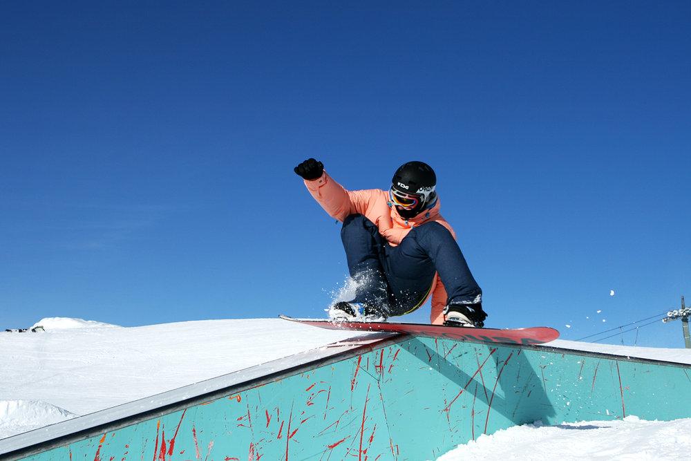 Nike Snowpark Montafon