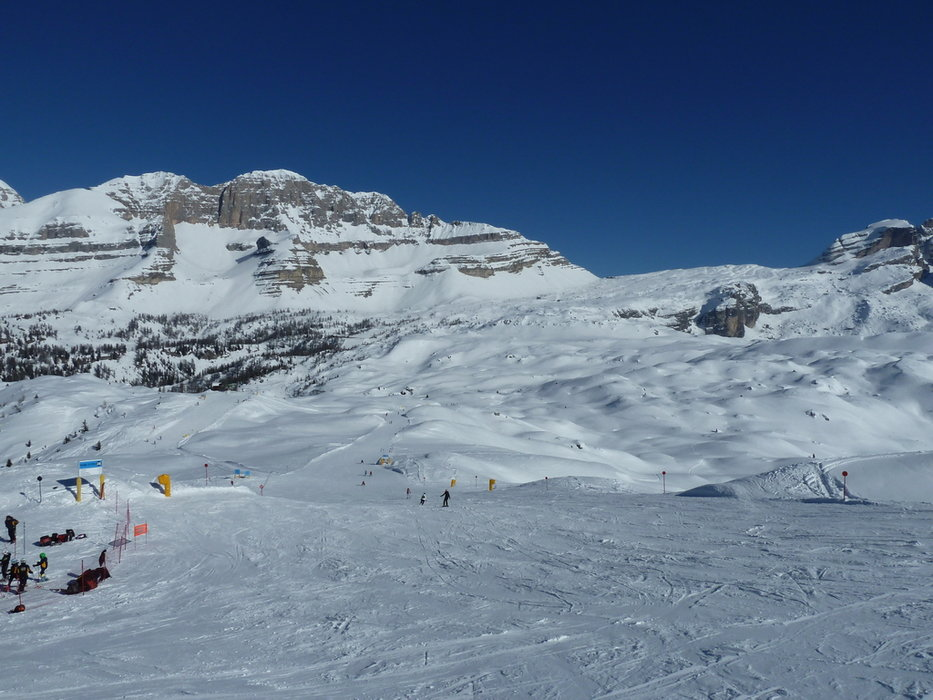 Le belle Dolomiti di Brenta dell'area Grostè - ©A. Corbo