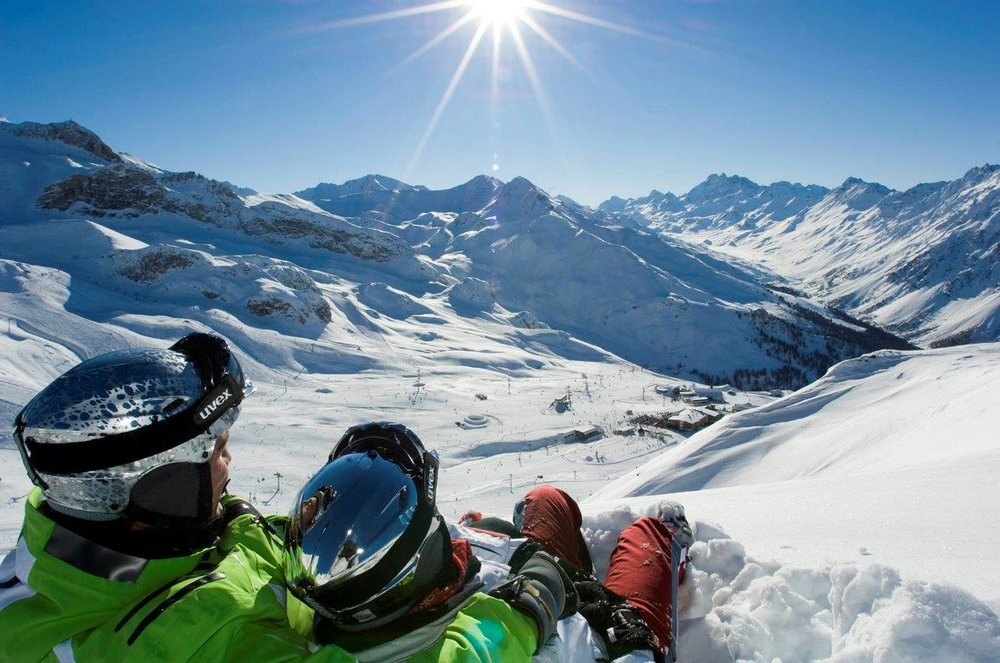 Spring skiing in Ischgl - ©TVB Paznaun-Ischgl