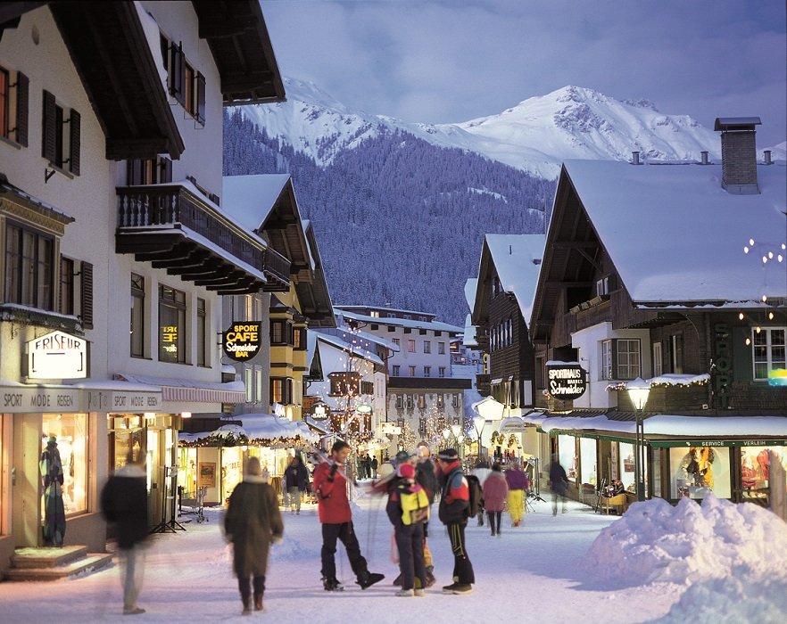 St. Anton am Arlberg, Austria - © St. Anton Tourism
