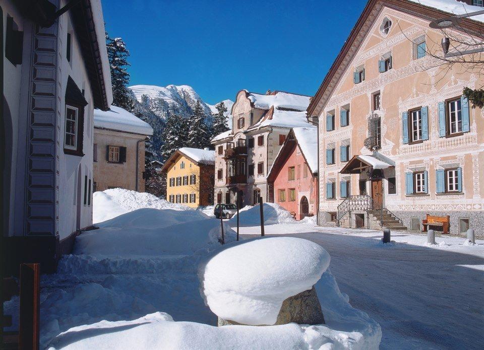 St Moritz. Feb. 20, 2013 - © St. Moritz