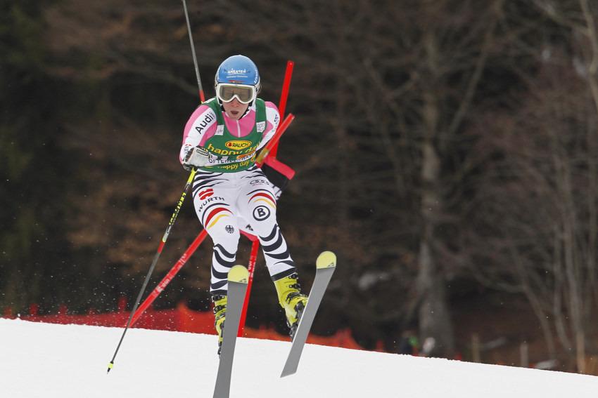 Trotz Rücklage hier steigende Formkurve: Platz zehn für Veronique Hronek - © Christophe PALLOT/AGENCE ZOOM