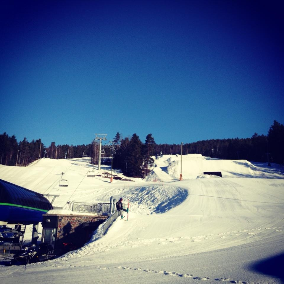 Drammen skisenter 2013