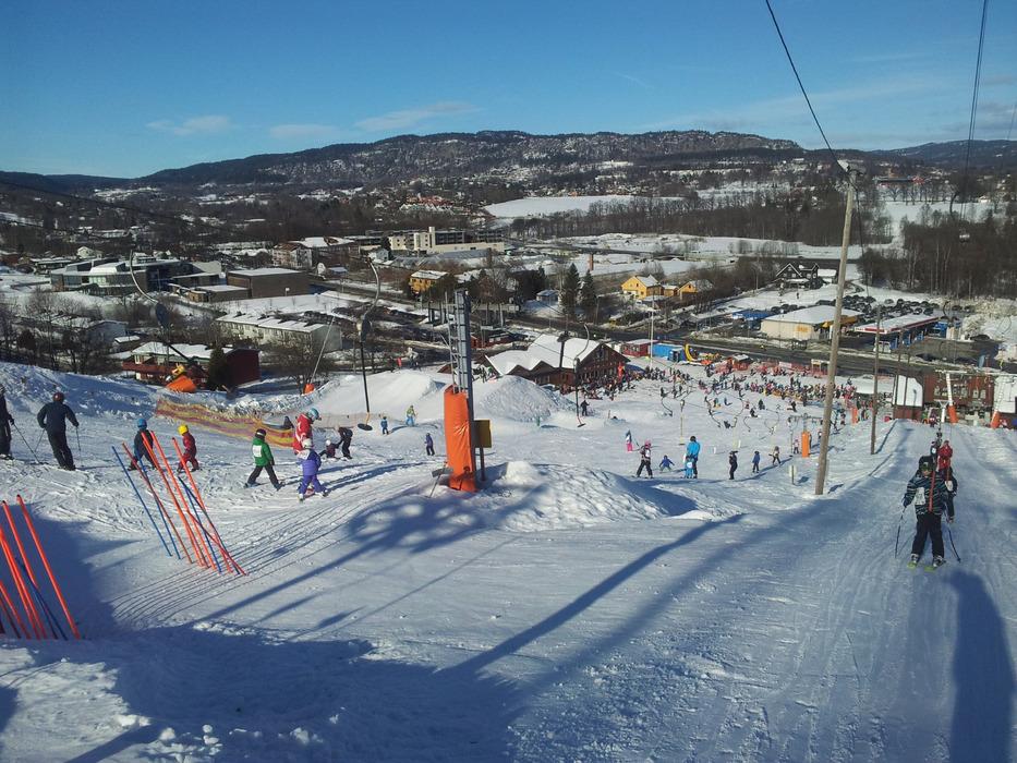 Kirkerudbakken skisenter 2013