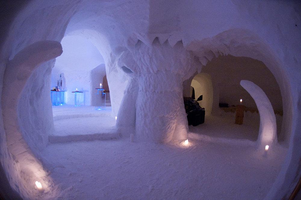 Iglu Dorf interior - ©Iglu Dorf GMBH