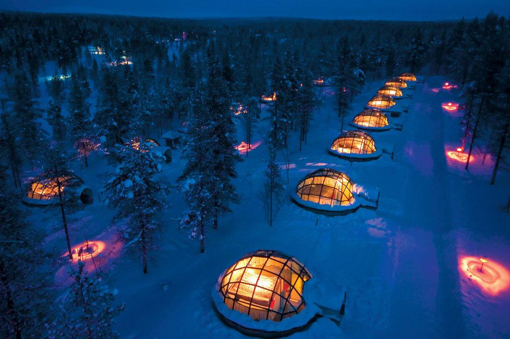 Kakslauttanen Igloo Village, Lapland - ©Kakslauttanen
