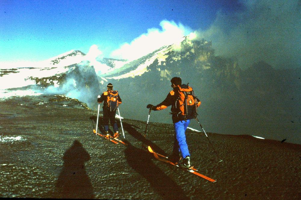 Mt Etna, Sicily - ©Christoph Schrahe