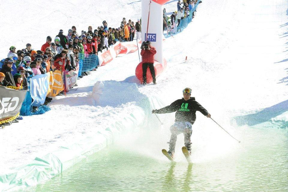 Snow Beach Party de Nassfeld Pressegger See - © Nassfeld Pressegger See