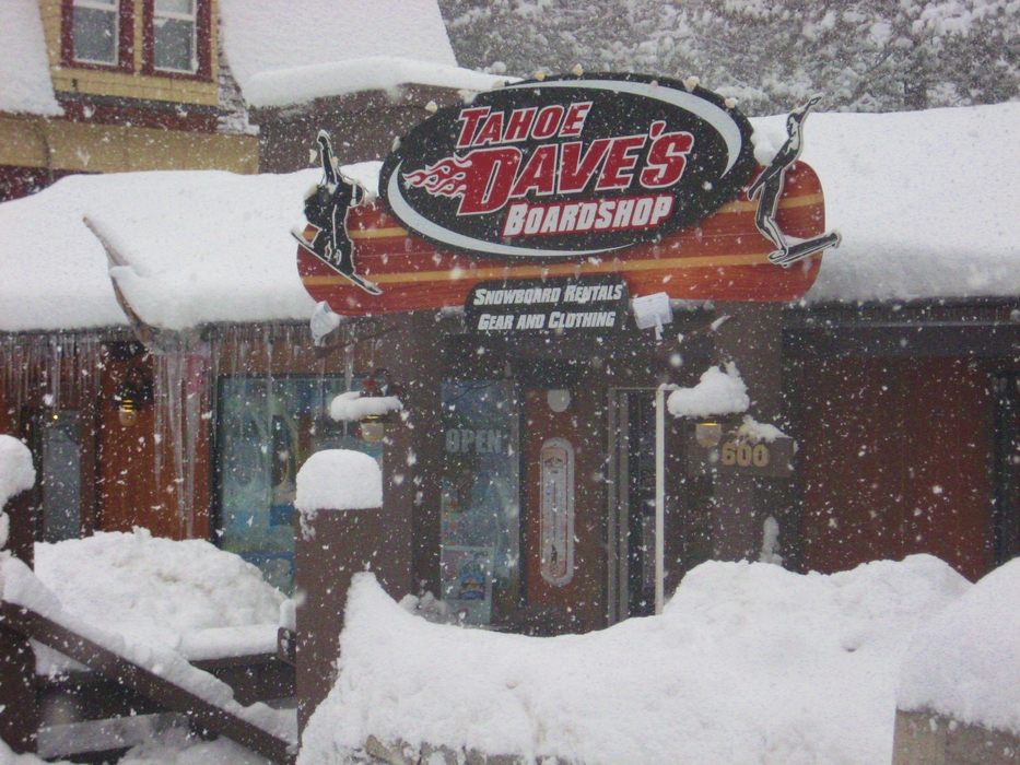 Tahoe Dave's is one of the premier ski shops in Lake Tahoe. - © Tahoe Dave's Boardshop
