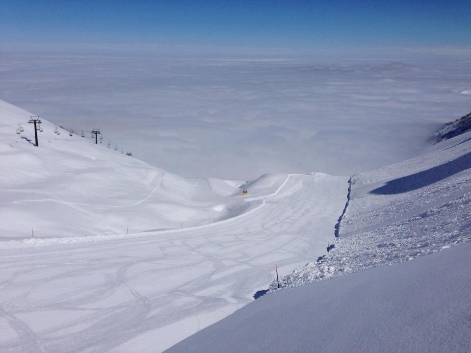 Artesina, Mondolè Ski