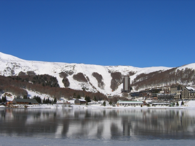 Besse Super Besse ski area - © OT du Sancy