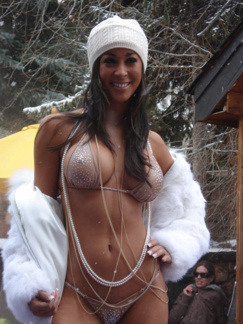 Aspen - Bikini Show 2013