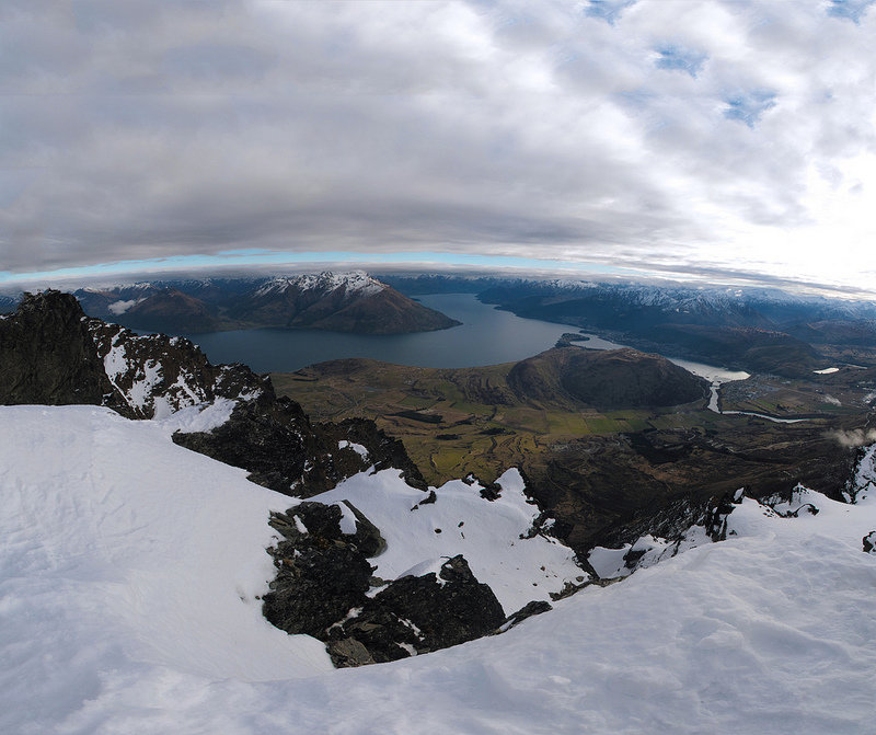 The Remarkables was chosen as a film location for Lord of The Rings - ©Jordan Sim