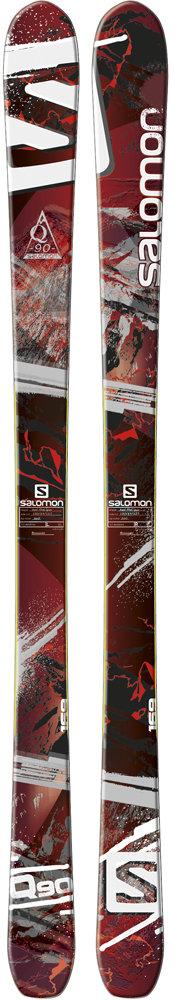 Quest 90 - Salomon - ©Salomon
