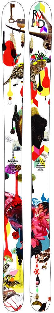 ARVw - Armada - ©Chris OConnell/Armada Skis