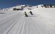 Friends goofing around in the snow at Saalbach, AUT.