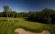 The second hole at Bay Harbor Golf Club, Boyne, Michigan.