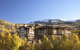 Exterior of VIceroy Hotel in Snowmass, CO.