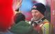 Siegerinterview nach dem Super-G in Kitzbühel 2013: Aksel Lund Svindal (NOR) - © Alexis Boichard/Agence Zoom