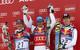 Siegerehrung der Abfahrt in Kitzbühel 2013 - © Agence Zoom