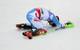 Marcel Hirscher kann sein Glück kaum fassen - © Alain Grosclaude/Agence Zoom