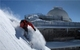 A vous la poudreuse à 2877m d'altitude, au sommet du Pic du Midi... - © L. Pantoja