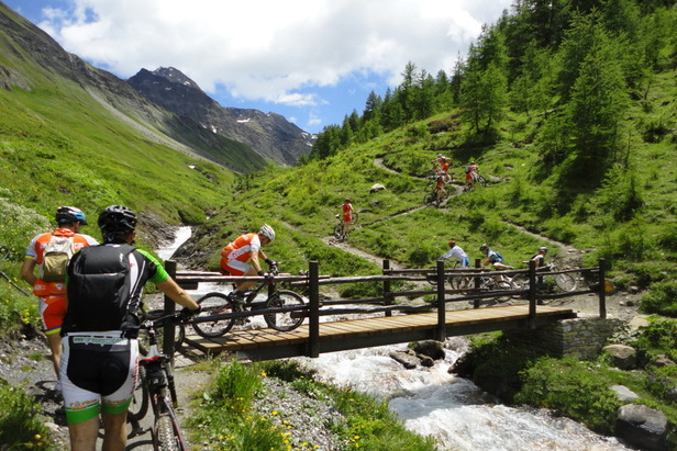A Courmayeur parte la Mini Mont Blanc