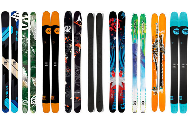 2014 Editors' Choice Skis