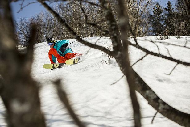 I migliori sci all mountain per uomo 2014- ©Rossignol / Cande