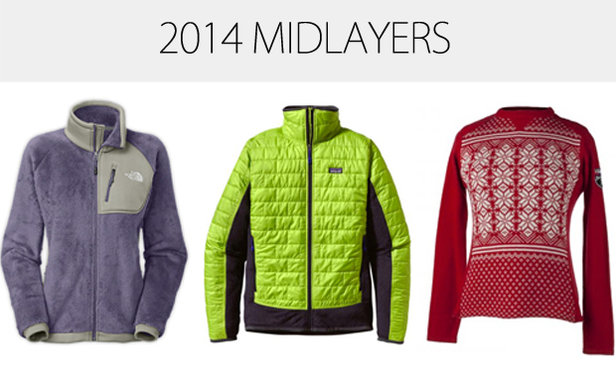 2014 Midlayers: The 1st Choice for Your 2nd Line of Defense